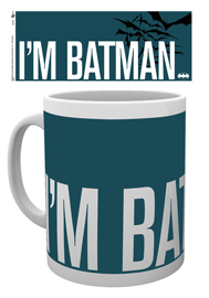 Poster - Batman I'm Batman Simple