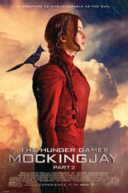 Hunger Games, The Mocking Jay Part 2 Bird
