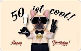 Birthday Geburtstag Oldtimer über 50 Jahre Fun Schilder 22x17