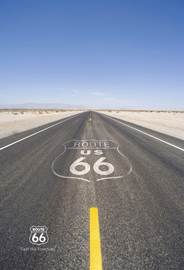 Poster - Route 66
