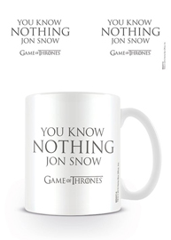 Game of Thrones You Know Nothing Jon Snow