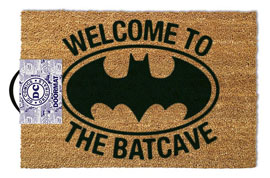Poster - Fußmatte Batman Welcome to the Batcave