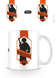 Poster - Star Wars Join The Rebellion