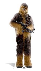Star Wars EP7 Chewbacca