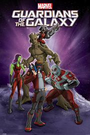 Marvel Guardians Of The Galaxy, Group