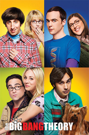 Big Bang Theory, The Blocks