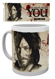 Walking Dead Daryl Needs You