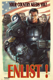 Poster - Fallout 4