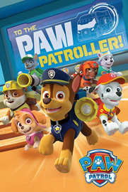 Paw Patrol To The Paw Patroller
