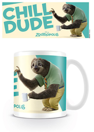 Poster - Zootropolis  Chill Dude