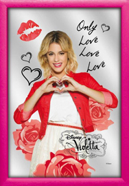 Poster - Violetta only love