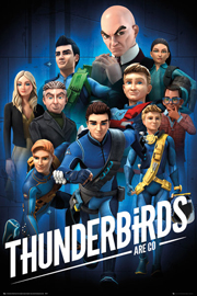 Poster - Thunderbirds Are Go