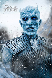 Poster - Game of Thrones Night King