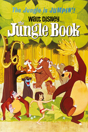 Poster - Jungle Book, The