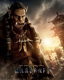 Poster - Warcraft The Horde - Two Worlds One Home