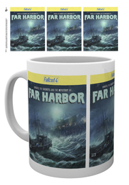 Poster - Fallout 4 Far Harbor