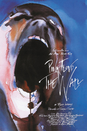 Poster - Pink Floyd The Wall - Film