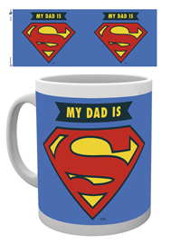 Poster - DC Comics My Dad Is Superman