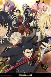 Poster - Seraph Of The End