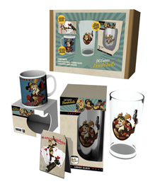 Poster - Harley Quinn Bombshells Limited Edition Gift Box