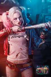 Poster - Suicide Squad Harley Quinn