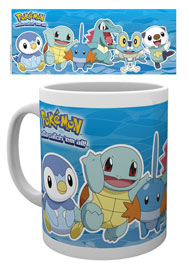 Pokemon - Pokémon Water Partners
