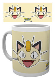 Pokemon - Pokémon Meowth Face