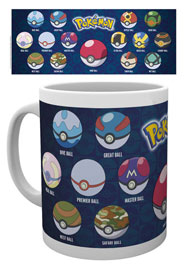 Pokemon - Pokémon Ball Varieties