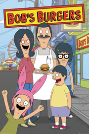 Poster - Bobs Burgers