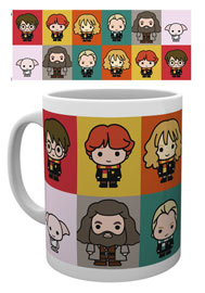 Poster - Harry Potter Chibi