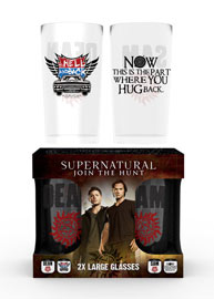 Poster - Supernatural Dean and Sam