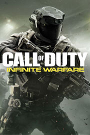 Call Of Duty Infinite Warfare - New Key Art