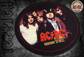 Poster - AC/DC - Ø 67 Highway to Hell