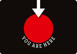 Poster - You are here