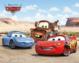 Poster - Cars Best Friends