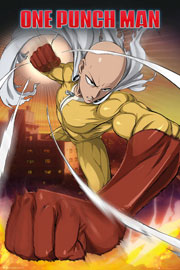 Poster - One Punch Man