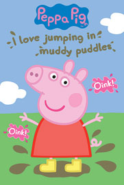 Poster - Peppa Pig
