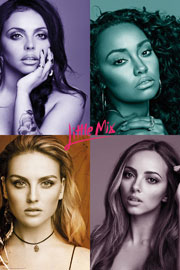 Little Mix Quad