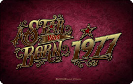 Poster - Star 1977