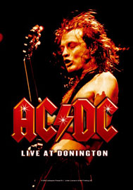 Poster - AC/DC  Live at Donington