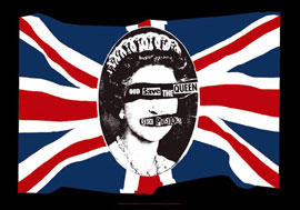 Poster - Sex Pistols God Save the Queen