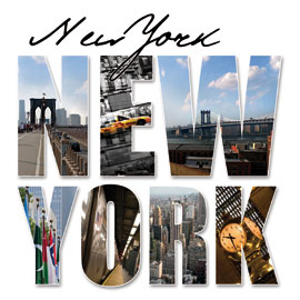 New York Picture Letters