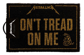Poster - Metallica Dont Tread On Me
