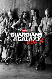 Guardians of the Galaxy  2 - Black & White Teaser