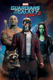 Guardians of the Galaxy  2 - Characters in Space