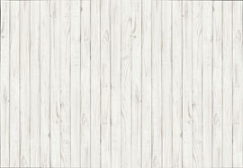 Poster - Wooden Wall