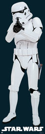 Poster - Star Wars Stormtrooper