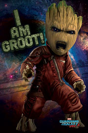 Guardians of the Galaxy  Vol.2 - Angry Groot