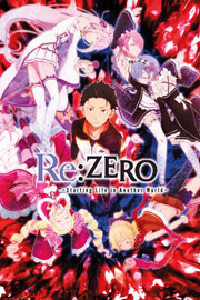 Poster - Re-Zero Key Art