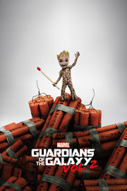 Guardians of the Galaxy  2 - Groot Dynamite